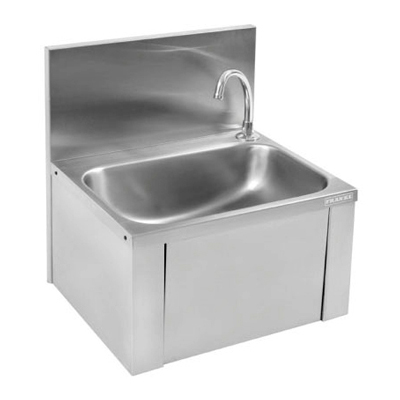 Franke Stainless Steel Knee Operated Wash Basin New