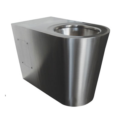 Franke Stainless Steel Floor Mounted P Or S Trap Toilet