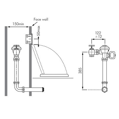 Zurn Sensor Flush Valve New Zealand S Leading Bathroom
